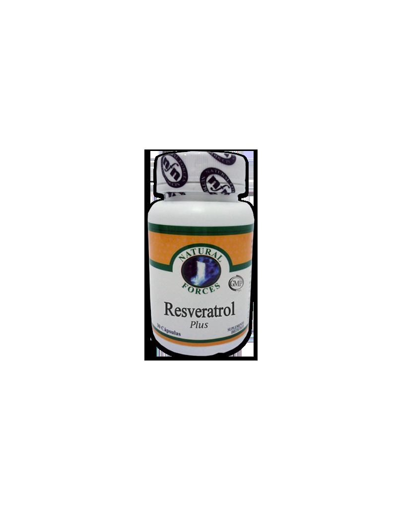 natural forces nutriproducts, yosoynfn.com, Resveratrol