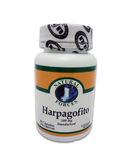 yosoynfn.com, natural forces nutriproducts, harpagofito