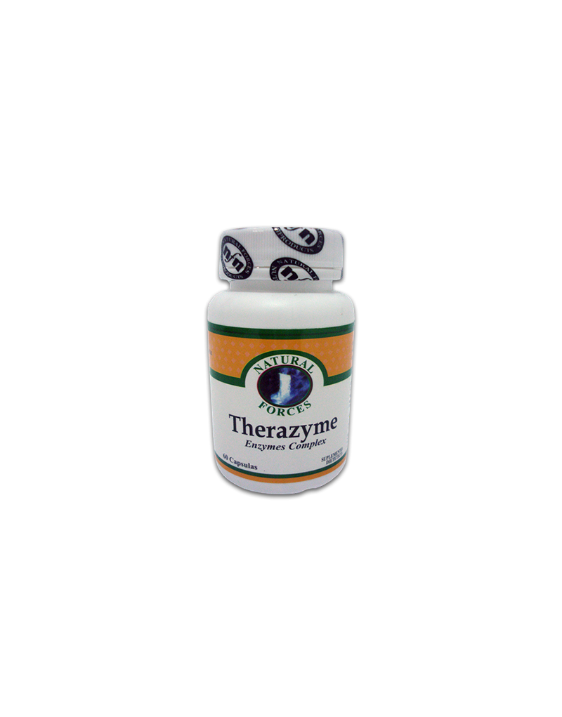yosoynfn.com, natural forces nutriproducts, therazyme