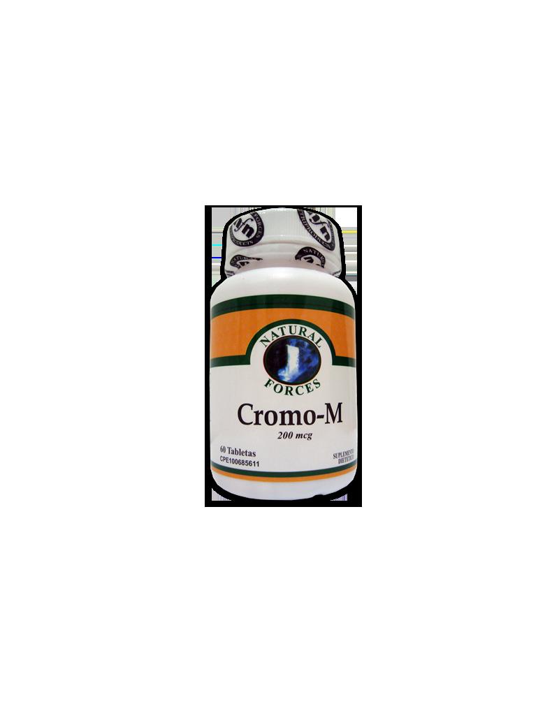 yosoynfn.com, natural forces nutriproducts, Cromo M