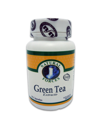 natural forces nutriproducts, yosoynfn.com, Green Tea