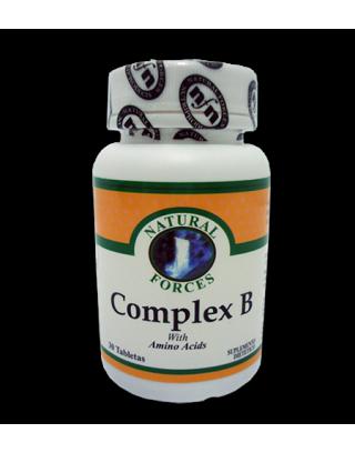 natural forces nutriproducts, yosoynfn.com, Complejo B Reforzado