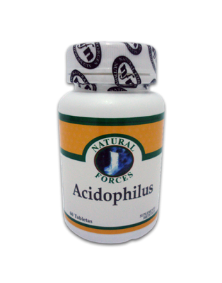 Acidophilus, yosoynfn.com, natural forces nutriproducts
