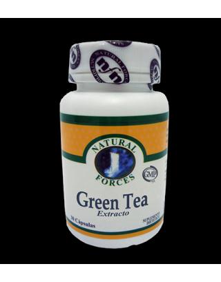natural forces nutriproducts, yosoynfn.com, Green Tea
