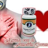 SuperGarlic, ayudaen el tratamiento de la presión arterial alta, enfermedad de las arterias coronarias,100% Natural, producto aprobado por el FDA  #YoSoyNfn#NaturalForcesNutriproducts#salud #vitalidad #SuperGarlic #NFNColombia#NFNVenezuela#NFNMiami#NFNPanama