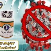 SuperGarlic, tiene efecto antiviral, porque es utilizado como tratamiento de infecciones producidas por virus.  #YoSoyNfn#NaturalForcesNutriproducts#salud #vitalidad #SuperGarlic  #NFNColombia#NFNVenezuela#NFNMiami#NFNPanama