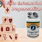 GrapeSeedAntioxidante y oxigenante celular, radicales libresyevitaenfermedadesdegenerativas. #YoSoyNfn #NaturalForcesNutriproducts #salud #vitalidad #GrapeSeed #NFNColombia #NFNVenezuela #NFNMiami #NFNPanama