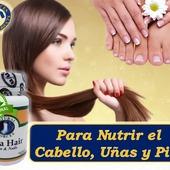 Es una fórmula innovadora de complejo multivitamínico, que logra la combinación ideal de vitaminas, aminoácidos y elementos esenciales de origen natural. suministra al cabello los nutrientes necesarios para su restauración y rápido crecimiento, dando como resultado un cabello sano, fuerte, abundante, sedoso y brillante, nutre las uñas y la piel. #YoSoyNfn #NaturalForcesNutriproducts#VitaHair#salud #vida#NFNColombia #NFNVenezuela #NFNMiami #NFNPanama