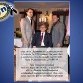 Hoy nuestro fundador a partido al lado del señor, dejando un gran legado en la gran familia NfN #YoSoyNfn #NaturalForceNutriproducts#NFNColombia #NFNVenezuela #NFNMiami #NFNPanama